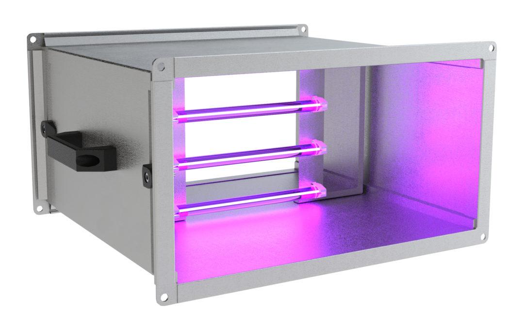 La tecnología ultravioleta aplicada en la ventilación y purificación de aire para la mejora de la calidad del aire interior en los edificios