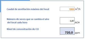 caudal ventilacion maxima